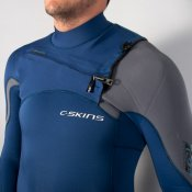 C-Skins Mens 3mm ReWired (Ink Blue/Graphite) Wetsuit