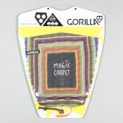 Gorilla Ozzie (Magic Carpet)