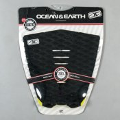 Ocean & Earth Black Jack 3 Piece Tailpad (Black)