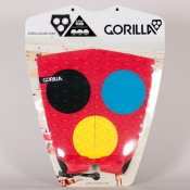 Gorilla Ford Dots Assorted - Red
