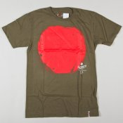 Lost Resin Blob T-Shirt (Army)