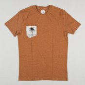 Volcom Printed Pocket T-Shirt (HZL)