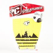 Creatures Mick Fanning Tailpad (Yellow Stripe)