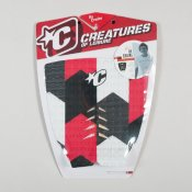 Creatures Ry Craike (Red/Charcoal)