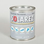 Solarez Dual-Cure Polyester Gloss resin