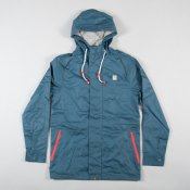 Etnies Level Jacket (Pacific Blue)