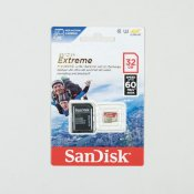 Sandisk Extreme 32GB Micro SD Card