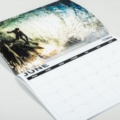 MSW Cold Water Surf Calendar 2015 Book
