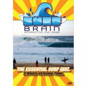 Surf Brain - Interactive DVD Game