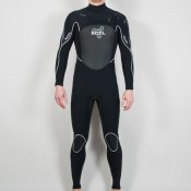 Xcel Mens 3mm Drylock Powerseam (Black) Wetsuit